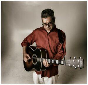 David Adler, Guitarist